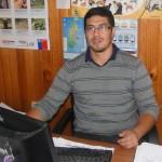 Pablo Paredes Paredes | Técnico asesor modulo 1