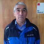 Edio Vidal Muñoz | Chofer máquinaria pesada