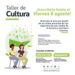TALLER DE CULTURA